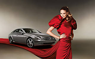 New face of Mercedes-Benz