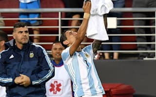 Emotional Di Maria pays tribute to grandmother