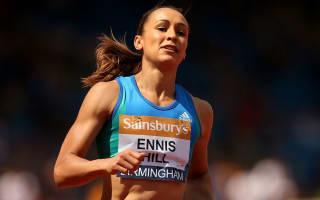 Ennis-Hill suffers Achilles injury