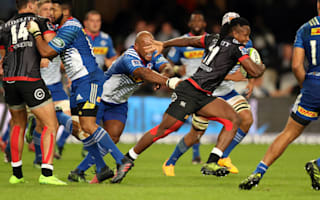 Sharks battle past Stormers, Hurricanes hold on