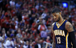 Paul George fined for criticising NBA refs