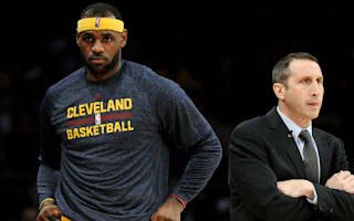 LeBron 'caught off guard' by 'unfortunate' Blatt firing