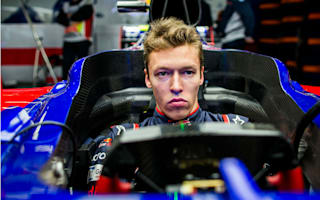Kvyat keeping 'eyes open' over F1 future
