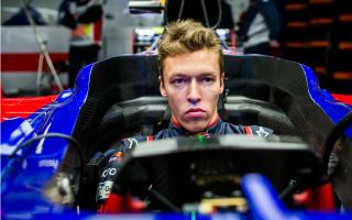 Kvyat keeping 'eyes open' over F1 future
