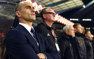 Martinez wants more from rampant Belgium