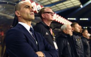 Martinez wants more from rampant Belgium