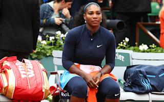 Serena magnanimous after French Open defeat