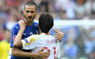 Bonucci eyeing repeat of Euro 2016 win over Spain