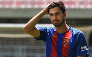 Barcelona: Andre Gomes injury is bruising
