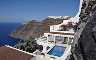 Rooms with a view: Check out these cliffside holiday villas