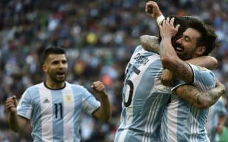 Argentina 3 Bolivia 0: First-half blitz sets up Venezuela clash