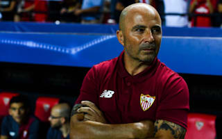 Too early for title talk, says Sevilla's Sampaoli