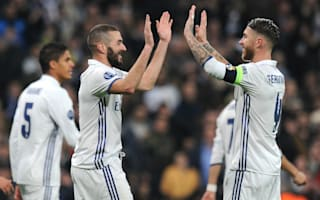Real Madrid equal record 34-match unbeaten run