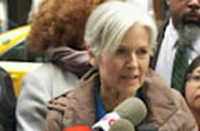 "Stein says ""celebrating"" Michigan recount decision"