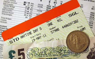 Increase in rail fares restricted