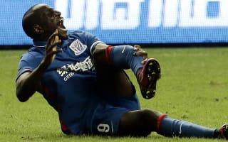 Ba won't retire after sickening leg injury