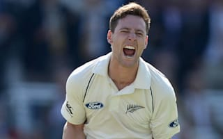 Black Caps on top following see-saw first day