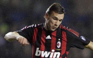 Shevchenko takes a never-say-never attitude over AC Milan return