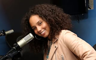 """Alicia Keys: Whoever isn't a feminist is """"crazy"""""""