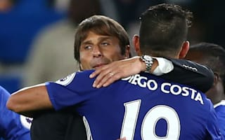 'It can only be speculation' - Conte cools Costa to China claims