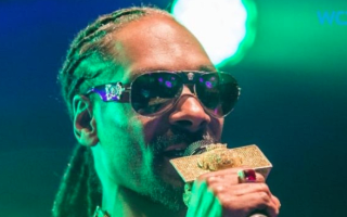 Snoop Dogg stopped from boarding plane with £270k cash
