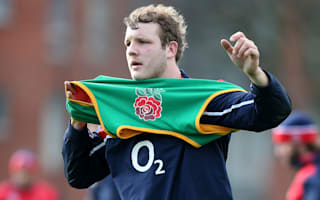 Launchbury ruled out of Ireland clash