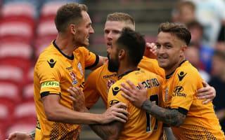 Newcastle Jets 2 Perth Glory 2: Keogh's eighth of season seals draw