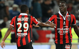 Brilliant Nice go top as Balotelli brace downs Monaco
