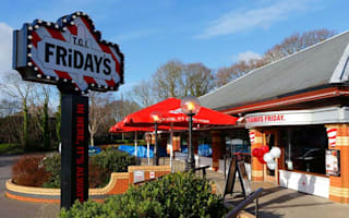 Man walks out after obscene questions in TGI Fridays interview