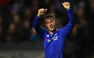 Werder Bremen 2 Chelsea 4: Hazard shines on first pre-season start