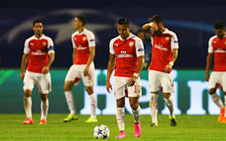 Pires concerned by Arsenal's remaining Champions League tests