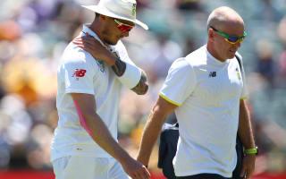 Steyn backed to return after shoulder surgery