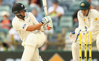 Taylor surprised by stunning second Test showing