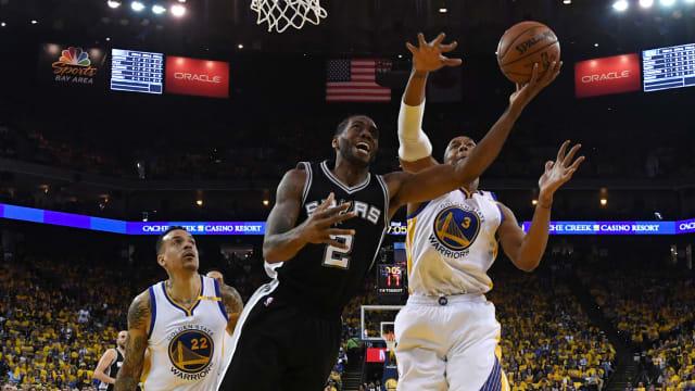 Leonard's injury spotlights a debated and unsafe National Basketball Association play
