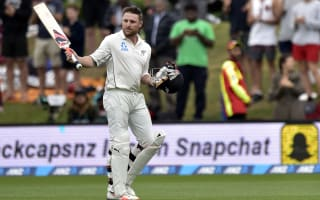 McCullum among Wisden's five Cricketers of the Year