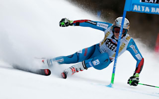 Slalom star Kristoffersen holds off Hirscher challenge