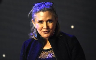 Carrie Fisher's last TV role in new Catastrophe will be 'bigger and chunkier'