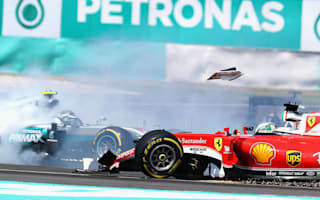 Vettel handed grid penalty for Malaysia crash