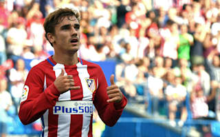 Atletico Madrid 5 Sporting Gijon 0: Griezmann and Torres at the double