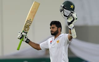 Azhar makes day-night history as Pakistan dominate against Windies