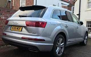 Living with an Audi Q7: Third report