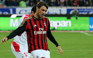 Maldini turned down Milan due to reservations over role