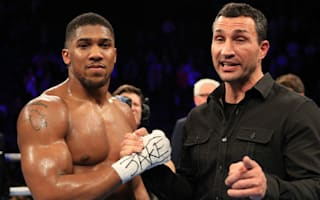 Klitschko's brain will beat Joshua's muscles - brother
