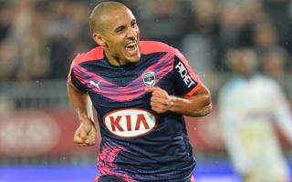 Bordeaux confirm Sunderland agreement for Khazri