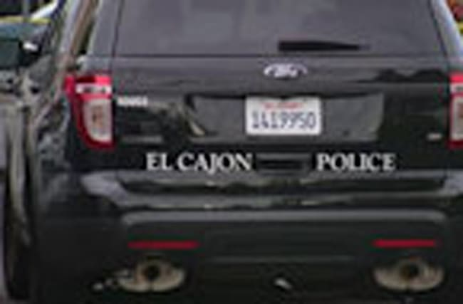 No weapon found at scene of El Cajon shooting
