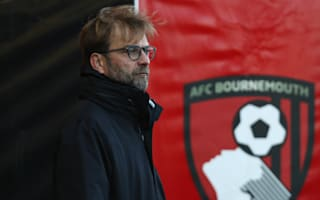Liverpool stopped playing football in Bournemouth collapse - Klopp