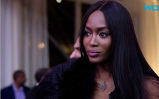 Naomi Campbell reveals Paris robbery incident
