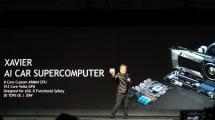 NVIDIA nos muestra 'su coche autónomo' en CES gracias a Xavier