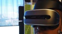 Las gafas VR de Lenovo son ligeras, cómodas y baratas