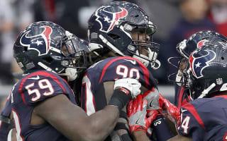 Texans defense dominate injury-plagued Raiders